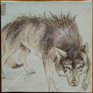 Serie Classique - Loups